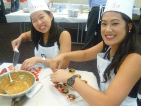 Cooking Party with Wanitha